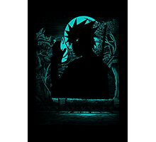 Anbu Dark Side Photographic Print