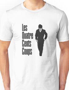 Les Quatre Cents Coups -  The 400 Blows Unisex T-Shirt