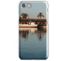 Panorama Fuengirola port, Spain iPhone Case/Skin