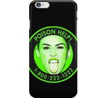 Miley Cyrus Mr. Yuk iPhone Case/Skin