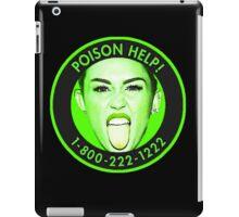 Miley Cyrus Mr. Yuk iPad Case/Skin