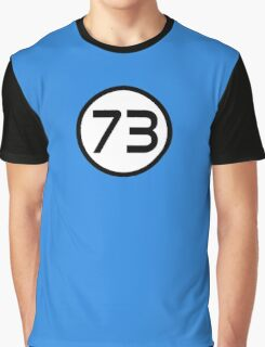 73 - The Best Number Graphic T-Shirt