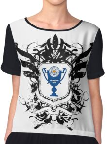 Leicester City  Chiffon Top