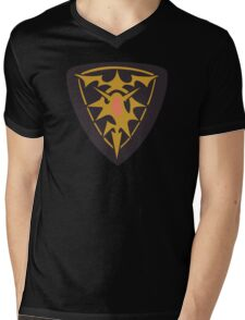 Re:Zero Insignia Simplistic Mens V-Neck T-Shirt
