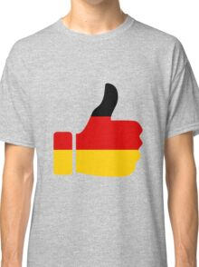Thumbs Up Germany Flag Classic T-Shirt