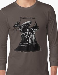 Majestic Thranduil Long Sleeve T-Shirt
