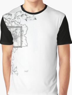 Wild Flora Framed Graphic T-Shirt