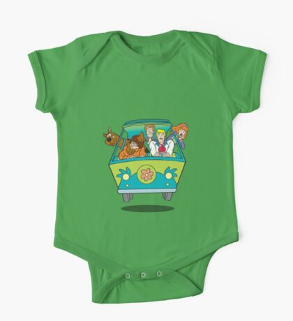 scooby doo One Piece - Short Sleeve