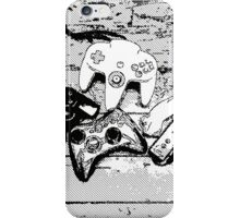 Collection de manettes - Joysticks collection iPhone Case/Skin