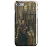 The first Duke of the Infantry iPhone Case/Skin