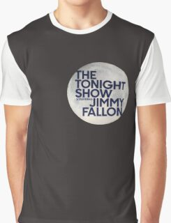 Tonight Show Starring Jimmy Fallon Graphic T-Shirt