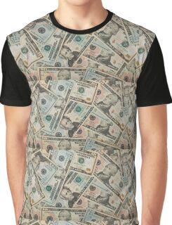 Dollar bills Graphic T-Shirt