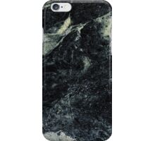 black marble hot iPhone Case/Skin
