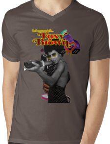 Foxy Brown (1974) Mens V-Neck T-Shirt