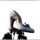 The Silver Slipper by ArtbyDigman