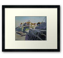 Sheringham Seafront Circa 1975 Framed Print