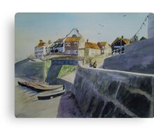 Sheringham Seafront Circa 1975 Canvas Print