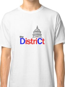 Washington DC Classic T-Shirt