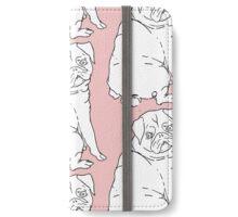 Pastel Pug iPhone Wallet/Case/Skin