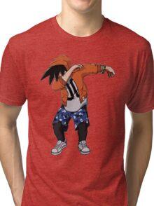 DabGoku Tri-blend T-Shirt