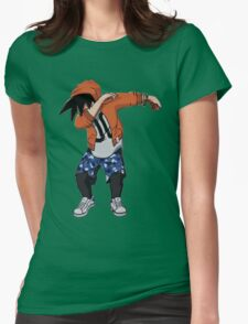 DabGoku Womens Fitted T-Shirt