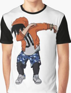 DabGoku Graphic T-Shirt