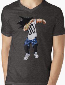 DabGoku Mens V-Neck T-Shirt