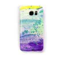 Water Color Splash Samsung Galaxy Case/Skin