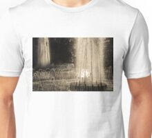 Silver Fountains Dancing in the Sun Unisex T-Shirt