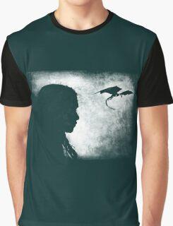 khaleesi Graphic T-Shirt