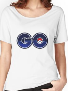 pokemon go logo Women's Relaxed Fit T-Shirt