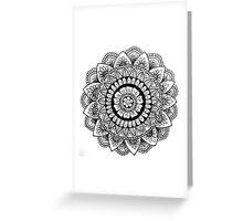 Little Mandala Greeting Card