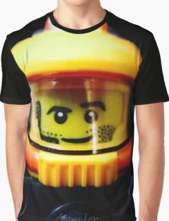 Lego Space Miner minifigure Graphic T-Shirt