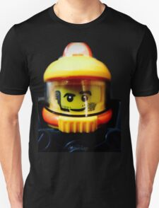 Lego Space Miner minifigure Unisex T-Shirt