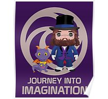 Dreamfinder & Figment Poster