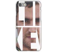 Lil Kev (impact) iPhone Case/Skin