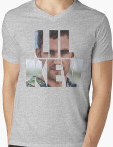 Lil Kev (impact) Mens V-Neck T-Shirt