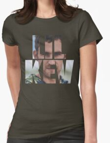 Lil Kev (impact) Womens Fitted T-Shirt
