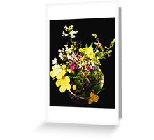 Wild and Beautiful Greeting Card