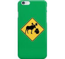 Moose & Squirrel XING iPhone Case/Skin