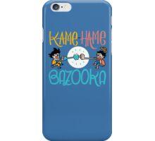 Goku meets Monkey D. Luffy iPhone Case/Skin