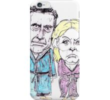 Mitt and Anne Romney- after the election iPhone Case/Skin
