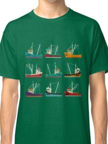 Fishing Trawlers Classic T-Shirt