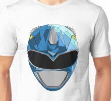 Blue Ranger Stained Glass Unisex T-Shirt