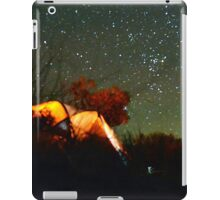 Stars and tent iPad Case/Skin