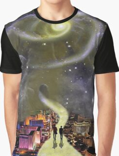 Leaving This World Graphic T-Shirt