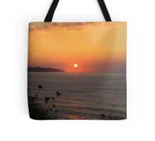 Sun is shinig at the beach Tote Bag