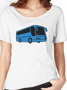Bus Women's Relaxed Fit T-Shirt