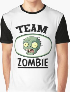 Team Zombie Graphic T-Shirt
