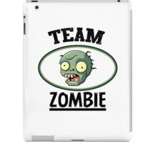 Team Zombie iPad Case/Skin